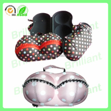 OEM factory custom thermoformed bra travel case with cheap price