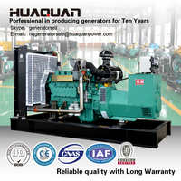 China made mobile home generator diesel cat