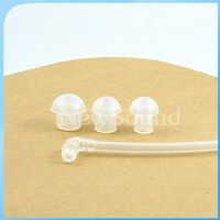 BTE hearing aid Accessories Comfortable BTE Ear Plug headphone