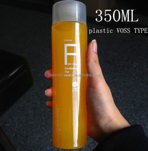 350ml plastic PET beverage bottle