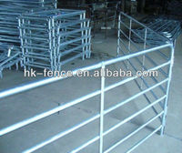 Galvanized metal pig fence panel designs(factory price)