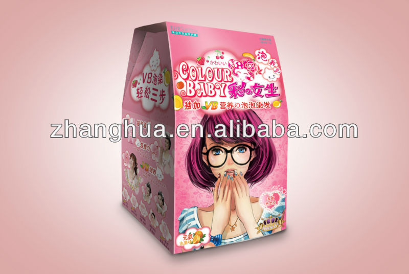 bubble hair color kit1-1