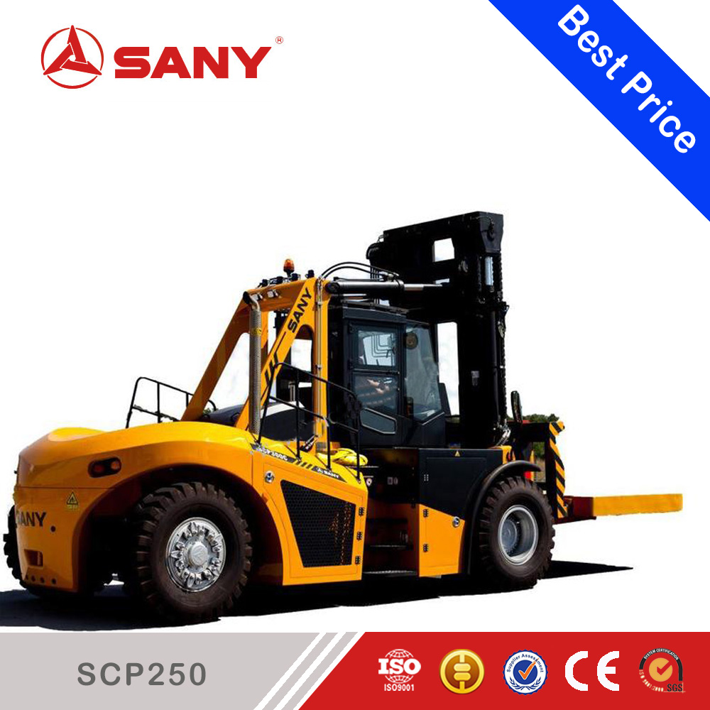 SANY SCP250 25ton China Heavy Duty Clamp Forklift Truck for Hot Popular