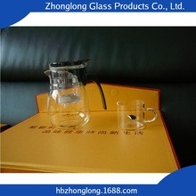 China Supplier New Products Free Sample Modern Fine Tea Set
