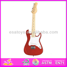 2015 New wooden mini guitar,popular mini guitar and hot sale 30'' mini guitar with speaker with cheap price W07H008
