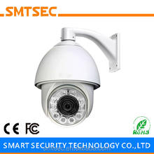 "HOT SC-SP18AEF 1/3"" Sony CCD Effio DSP 700TVL PAL/NTSC 30X optical zoom 3~90mm Automatic tracking IR high speed dome camera"