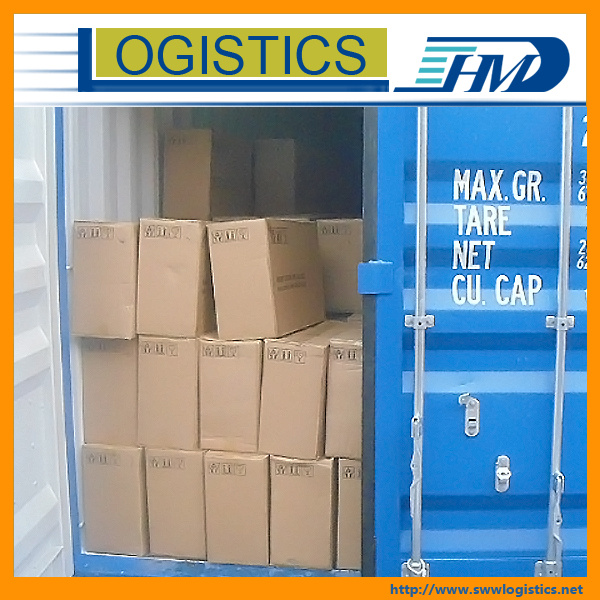 Ocean container freight sea rates forwader FCL LCL door to door service from china to San Diego USA
