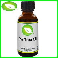 Protect heart blood vessel food grade herbal essential oil pure tea tree oil