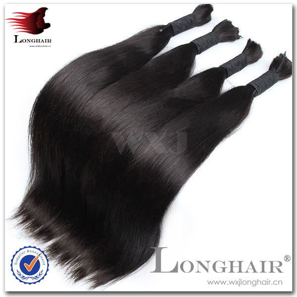 100 Human Peruvian Virgin Hair Factory Price Best Quality Hair Bulk