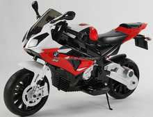 Popular Power Operated Ride on Plastic Toy Motorbike S1000RR Licensed Ride on Car