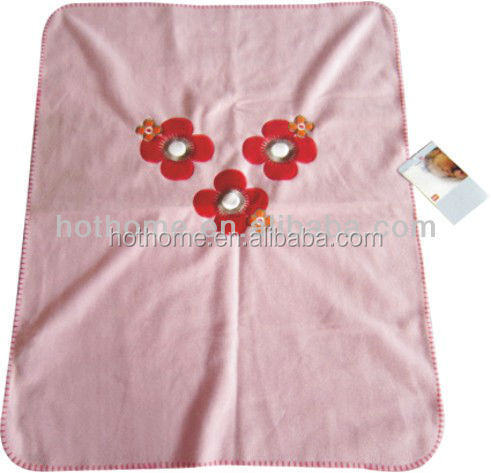 comfortable children blanket/children mink blanket