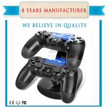 Dual Charging Station for Sony Playstation 4/PS4 Controller Charger For Playstation4 Controller Charging Dock