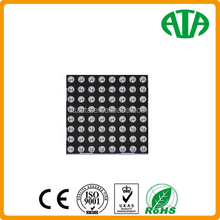 5 Mm 8x8 Rgb Led Matrix Outdoor Display,60.2*60.2 Dot Matrix