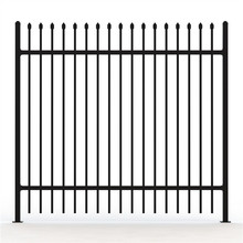 new Garden Security wrought iron fences designs / steel fence panels / decorative garden fence Steel
