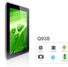 "9"" google android os WIFI mid netbook mini 8GB tablet pc with Bluetooth dual camera"