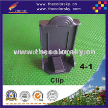 (C4) plastic refill inkjet ink cartridge transport clip for HP 348 C8727 HP348 HPC8727 HPC8728