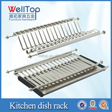 dish drying rack kitchen cabinet plate rack VT-09.002