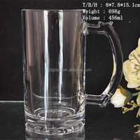 glassware wholesale mug iceberg beer
