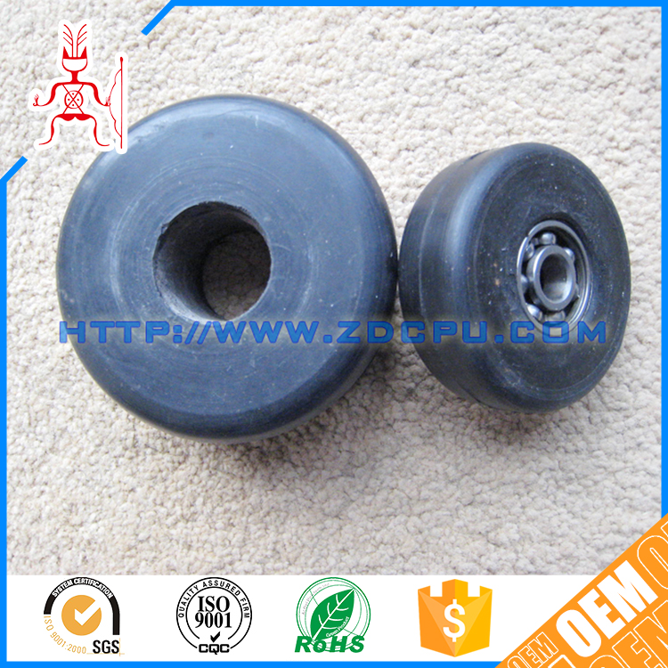 Customized hard convenient cable pulley wheel