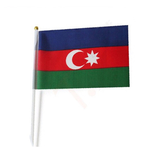 Custom election promotional cheap national country flag