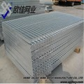 Modern design and exquisite craftsmanship Hot Dipped Galvanized Steel Grating Panel