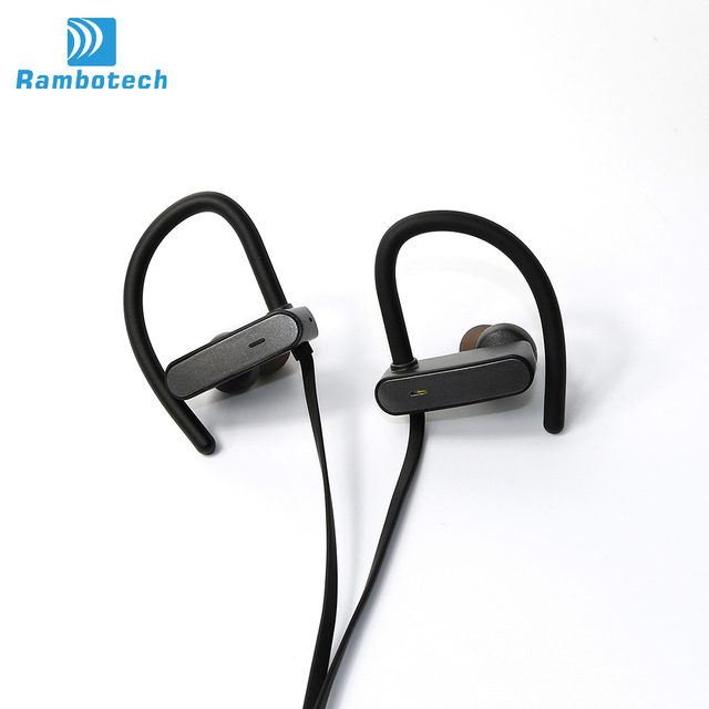 Hands-free Call Voice Prompt V4.1 Reliable Supplier Stereo Sport Headphone Bluetooth For Wholesales RU10