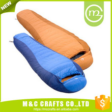 Promotional top quality kids tent and sleeping bag set