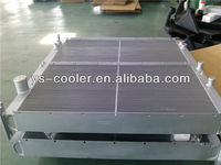 large specification aluminum industrial cooler
