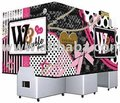 W3-Purikura Booth | Photo Sticker Machine