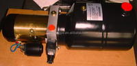 a8044 forklift hydraulic portable power pack dc motor factory price / manufacturers in China