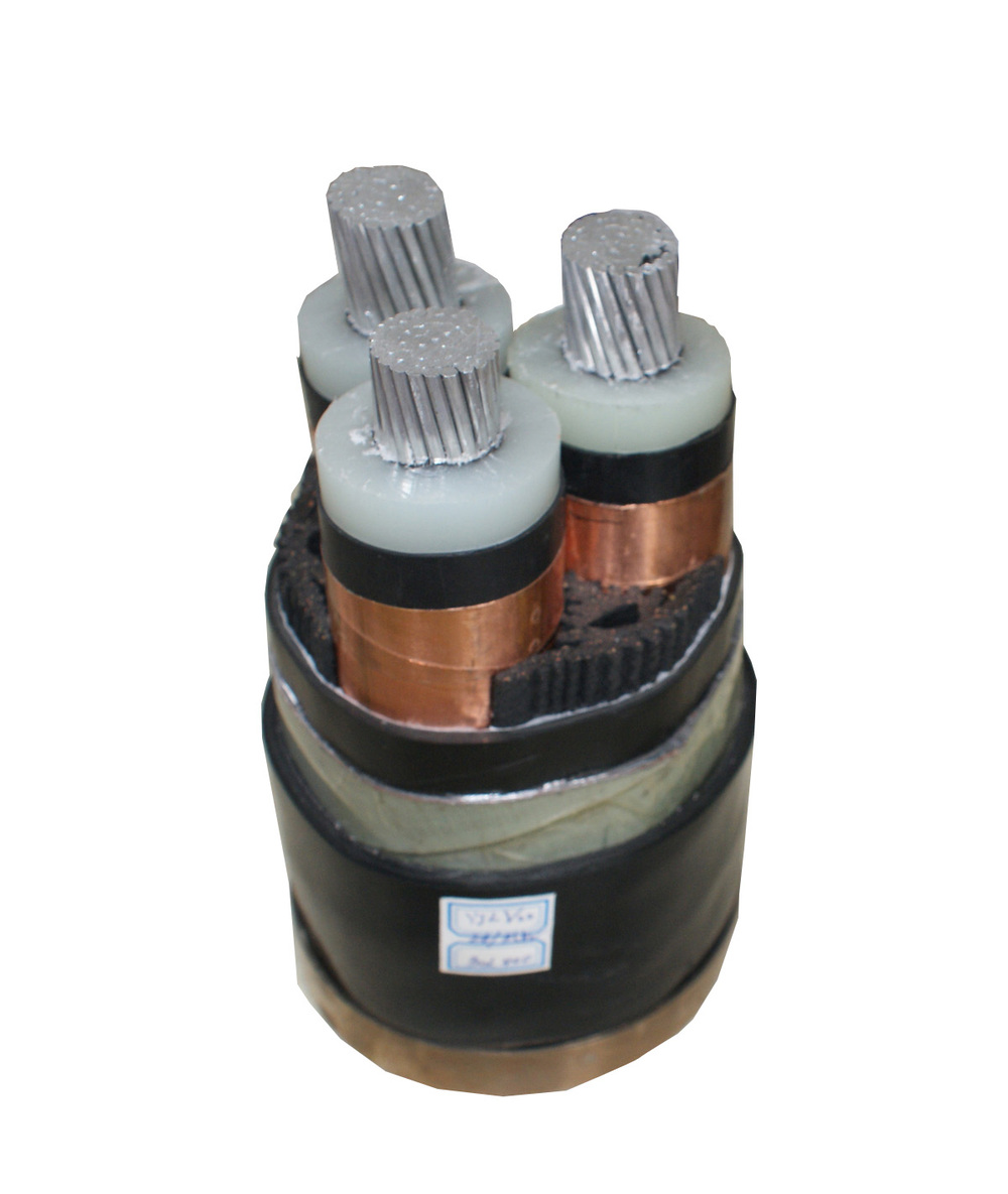 All Aluminum Alloy XLPE insulated 4x95sqmm Power Cable