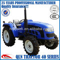 QLN404 cheap wheel mini tractor truck