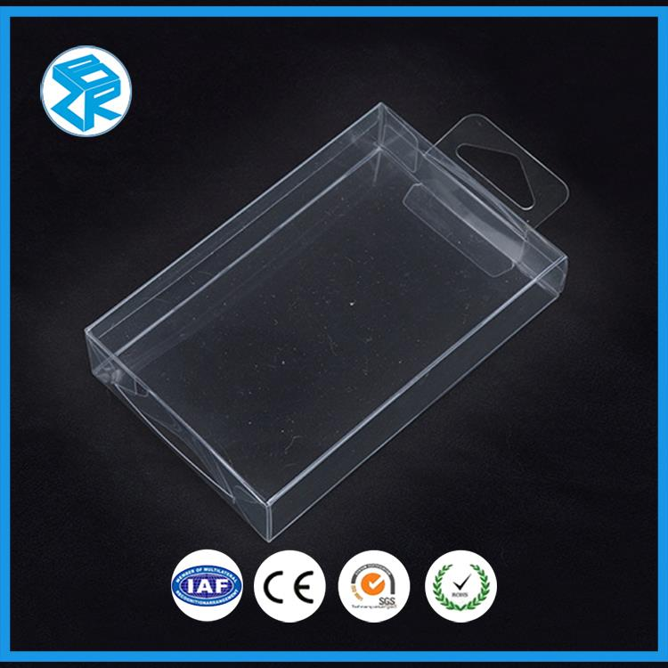 PVC/PET/PP Package Mobile Power Printed Plastic Foldable Packaging Boxes Phone Blister Case