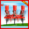 No-Tillage Precise Fertilizer 3 Row Compact Hand Maize Seeder Machine