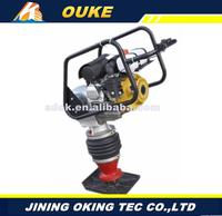 Plastic benzine 166cc temping rammer boot with High-quality