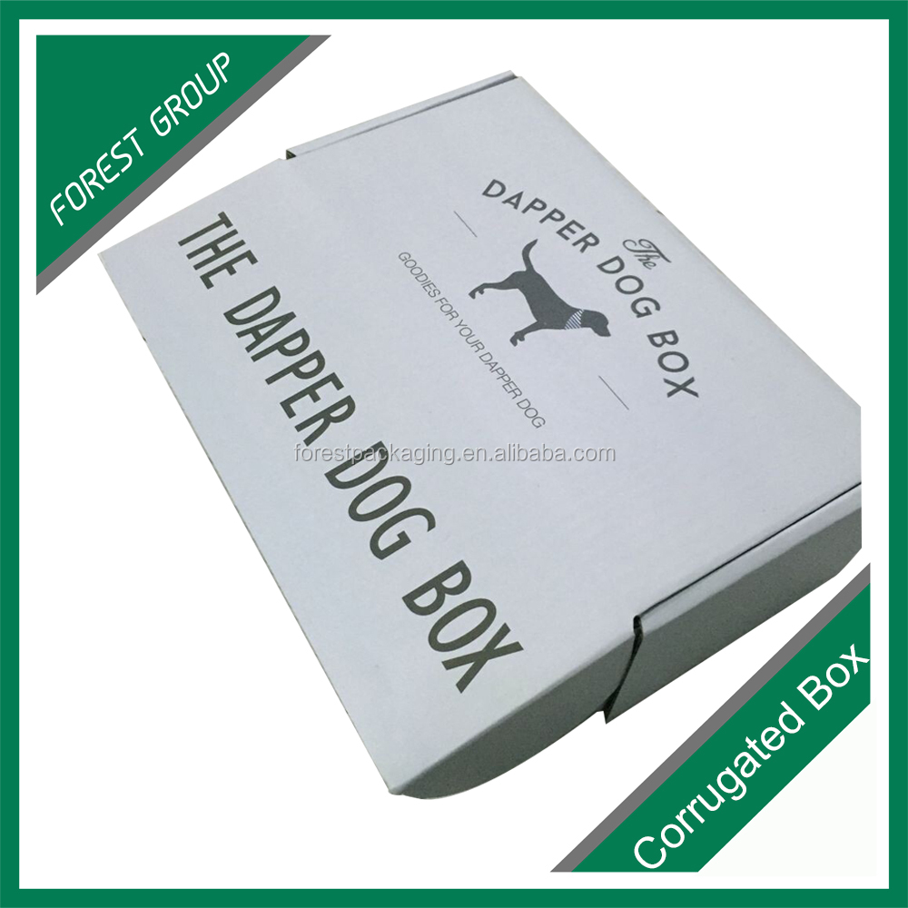 FOREST DIRECT MANUFACTURE PET DOG FOOD PACKAGING BOX