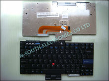 Wholesale Price For ibm for thinkpad t60 t60p t61 t61p r60 r61 black us 42t3273 laptop keyboard