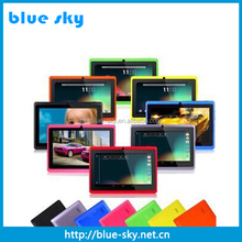 7inch a9 dual core tablet pc made in China Cheapest Tablet PC With Good Quality Android 4.2 cheap android