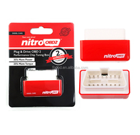 Hot sale!!! Nitro obd2 chip tuning box for Diesel Car Chip Tuning Box Plug and Drive Increasing the Performance of Engine power