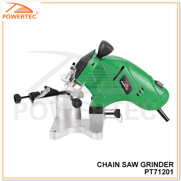 POWERTEC 220w 3200rpm Electric chain saw sharpener,Chain Saw Grinder
