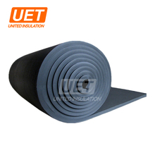 closed cell waterproof thermal insulation sound absorbing rubber foam sheet
