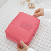 OEM Promotional Sweet Ladies Travel Cosmetic Bag