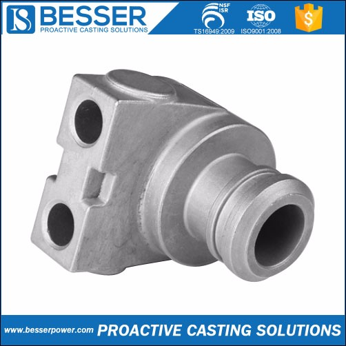 303 stainless steel Q345B cast iron 24v solenoid valve 1.0562 alloy steel precisely castings valve shim