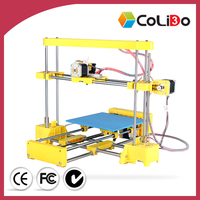 CoLiDo DIY 3D Printer, light weight to carry around for 3D printing. Anywhere and anytime for 3D printing, 3d printer diy