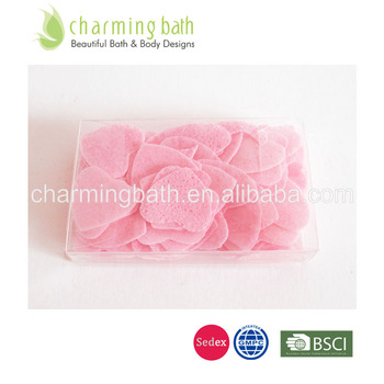 best selling bath confetti soap natural body care