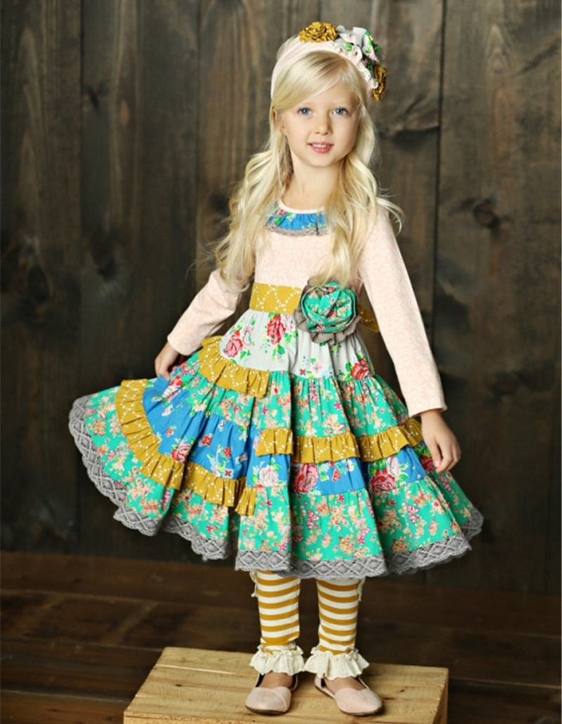 High quality remake Mustard pie remake wholesale children clothing