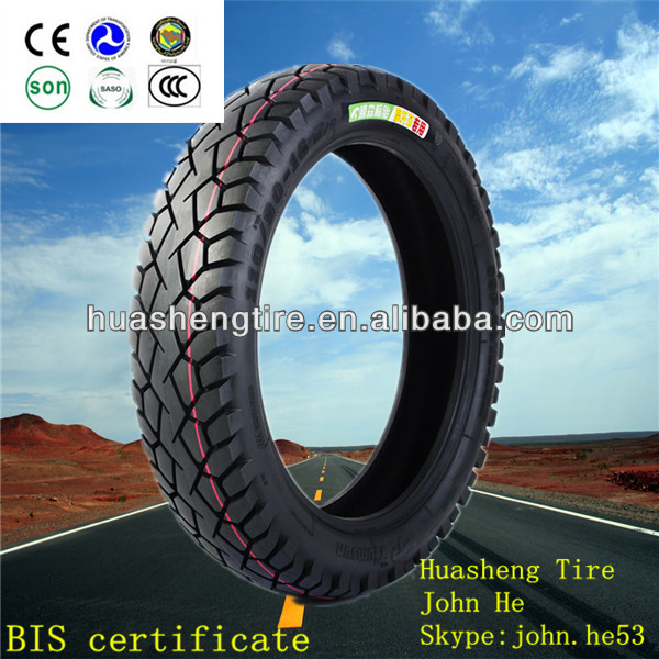 Hot sale motorcycle tire! China bias tires manufacturer tubeless motorcycle tyre 130/90-15