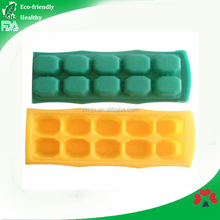Eco-friendly animal ice cube tray fancy ice cube trays diamond shape silicone ice cube tray