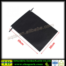 factory price ultrasonic sealing machine made non woven bags with drawstring