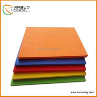 Large eva foam rubber sheets cheap